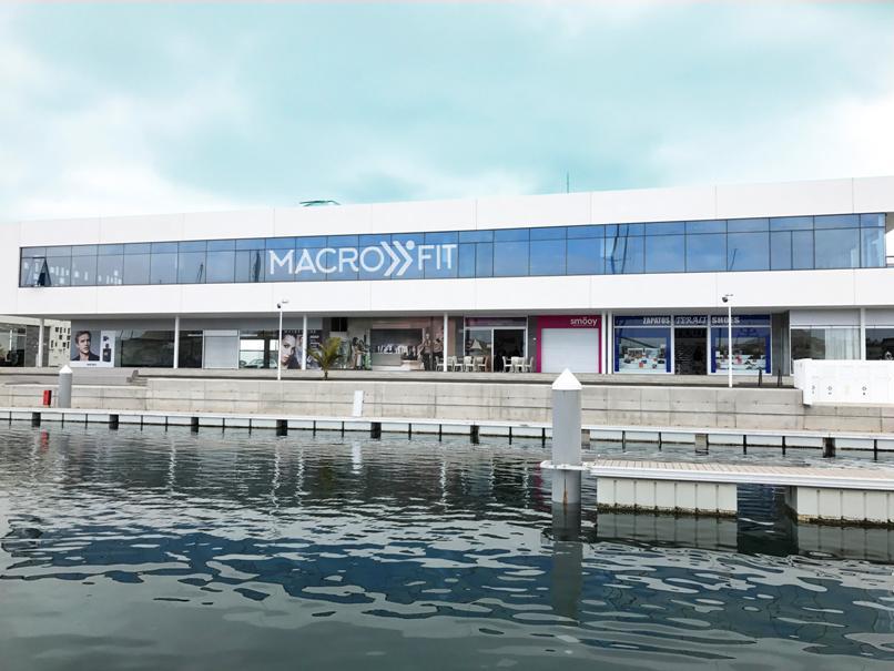 Macrofit Marina Lanzarote
