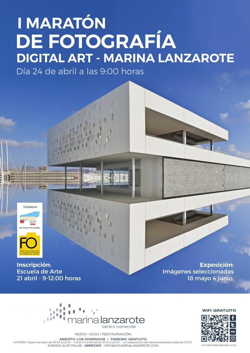 CARTEL MARATON DE FOTOGRAFIA CC MARINA LANZAROTE (1)